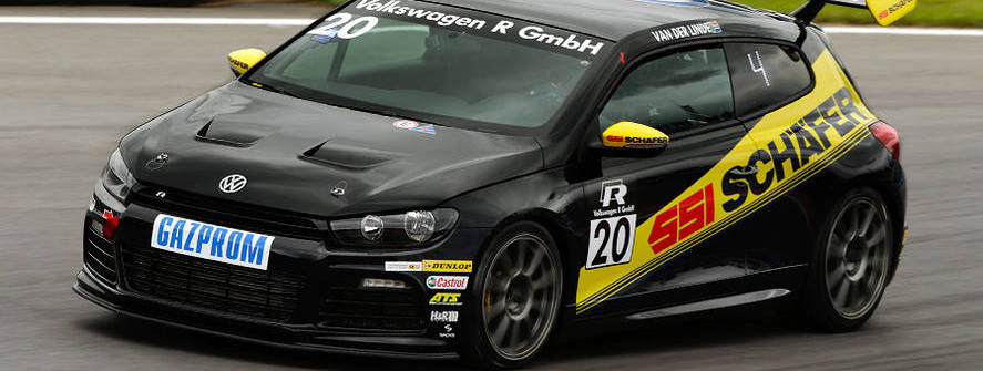 VW Scirocco R-cup Germany